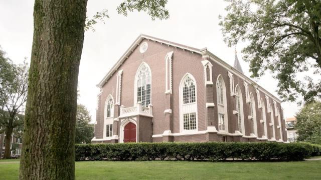 Oude Kerk Cahrlois